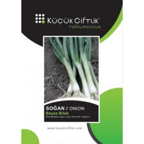 Küçük Çiftlik Yeşil Soğan Tohumu 25 gr